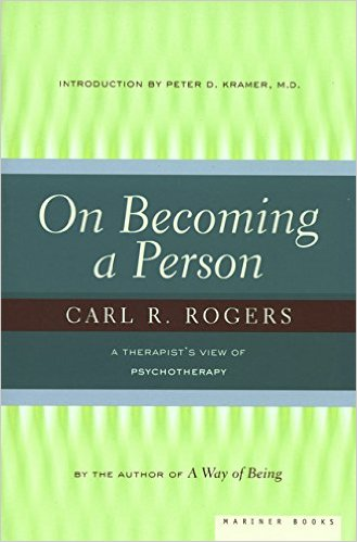 on becoming a person by Carl Rogers